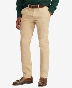 320090c8 Men's Slim-Fit Bedford Chino Pants in Luxury Tan