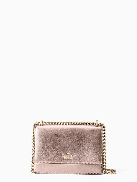 Kate Spade Cameron Street Hazel In Rose Gold