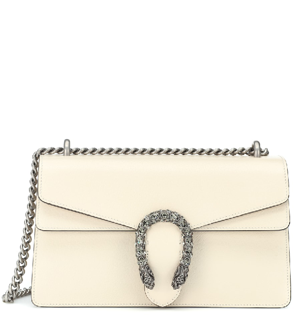c93c34d1132aca Gucci Dionysus Large Embroidered Shoulder Bag In White | ModeSens