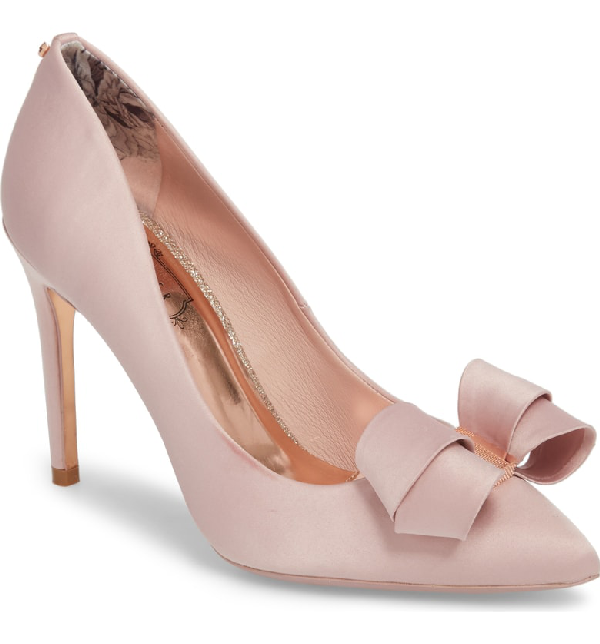 5c1302d31f8042 Style Name  Ted Baker London Skalett Pump (Women). Style Number  5488626 5.  Available in stores.