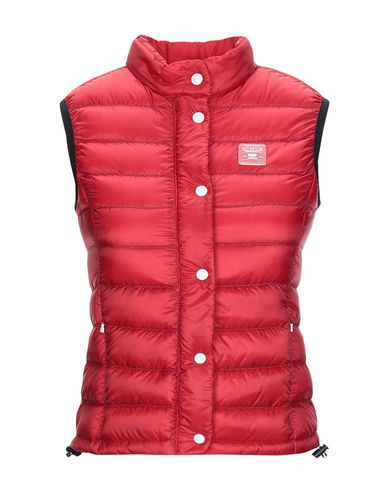 Museum Down Jacket In Red