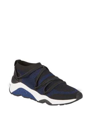 Ash Classic Slip-on Sneakers In Black Ocean