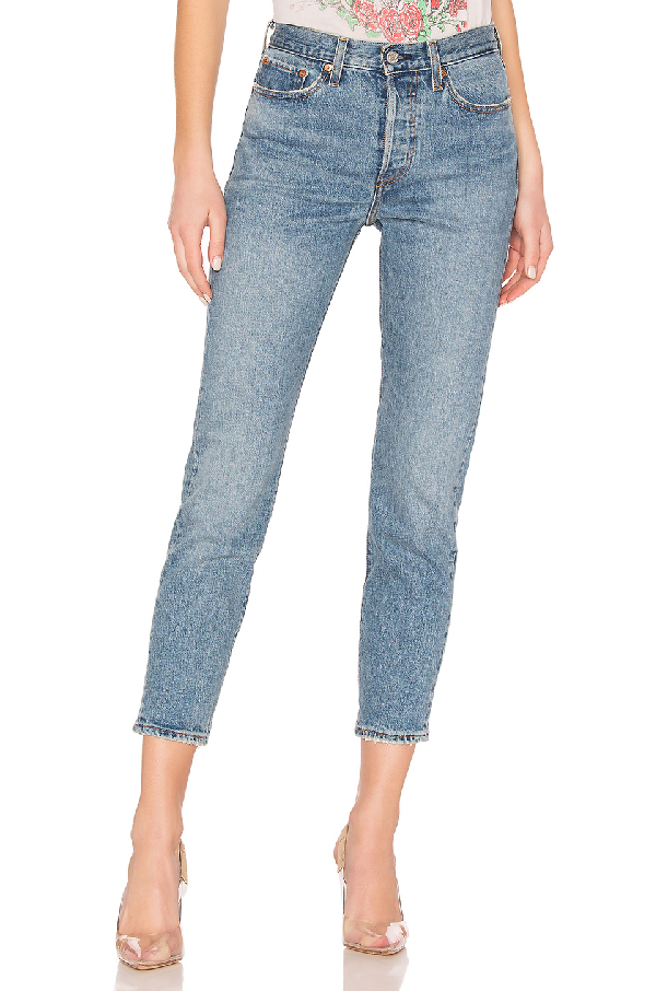 78c5dc03d49 Levi s Wedgie Icon Fit High Waist Ankle Jeans In These Dreams