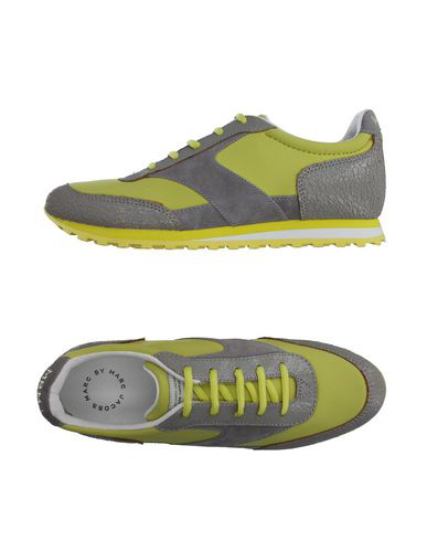 Marc By Marc Jacobs Sneakers In Yellow