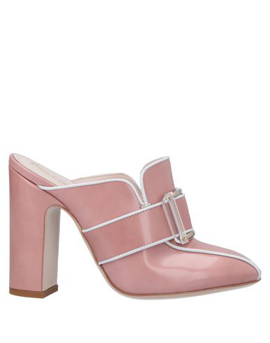Pollini Loafers In Pink