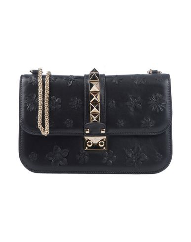 Valentino Handbags In Black