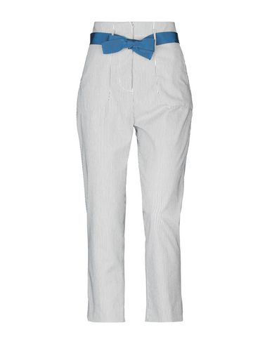 Teresa Dainelli Casual Pants In Dark Blue