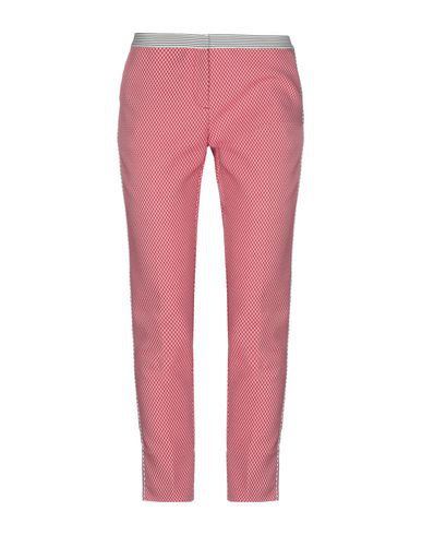 Teresa Dainelli Casual Pants In Brick Red