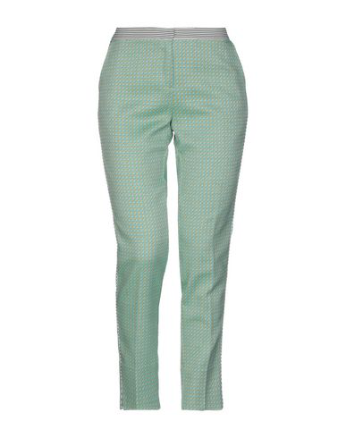 Teresa Dainelli Casual Pants In Light Green