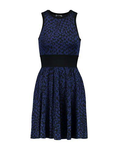 Issa Short Dress In Dark Blue