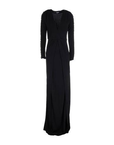 Just Cavalli Long Dress In Black