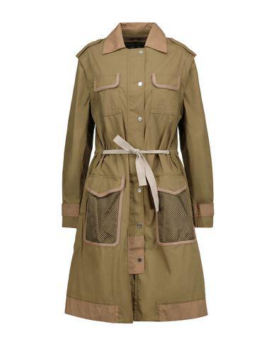 Belstaff Full-length Jacket In Military Green