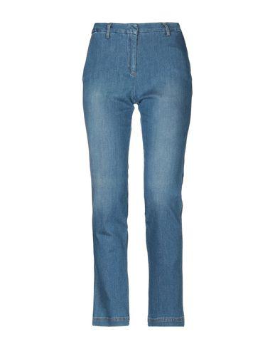 Rossella Jardini Denim Pants In Blue