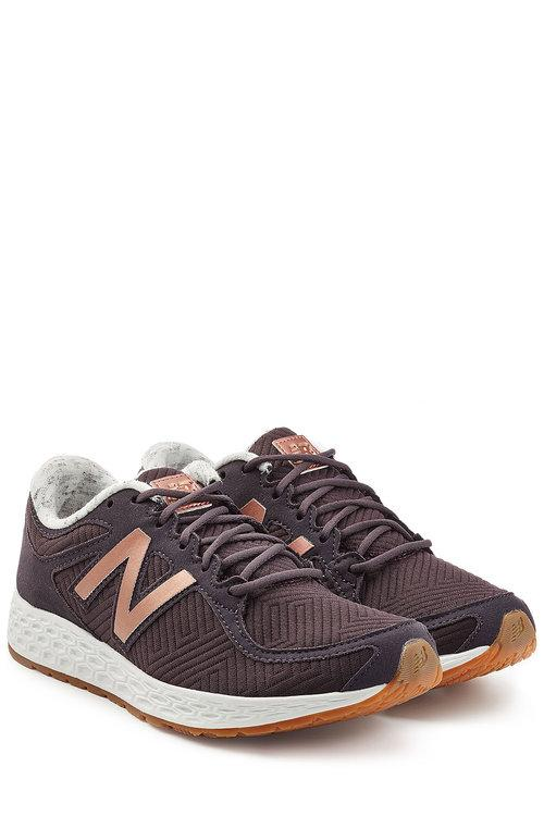 New Balance Sneakers With Suede In Multicolored
