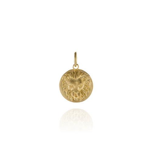 Annoushka Mythology Leo Pendant In Gold