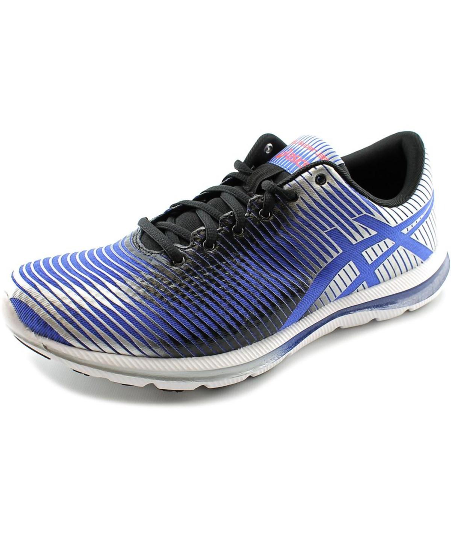 Asics Gel-super J33 2 Men Round Toe Synthetic Blue Running Shoe'