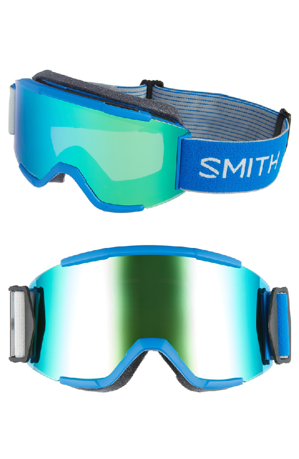 10c8998cf43 Smith Squad Chromapop 165Mm Snow Goggles - Imperial Blue