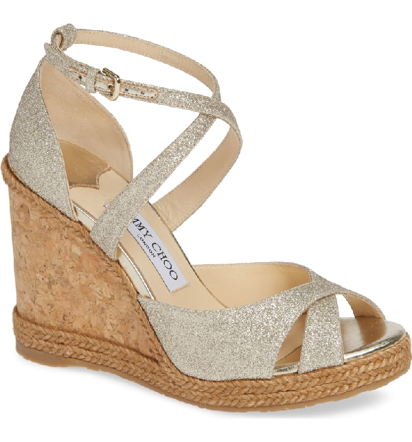 0bb2ee825a6b Style Name  Jimmy Choo Alanah Espadrille Wedge Sandal (Women). Style  Number  5718400. Available in stores.