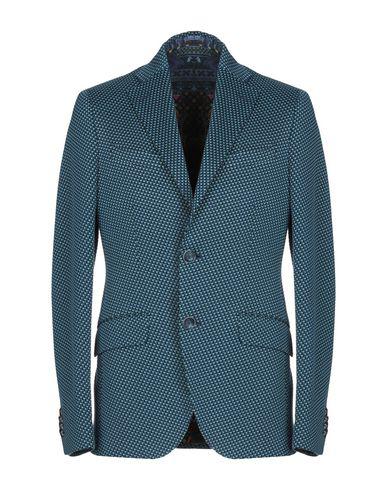 Etro Blazer In Blue