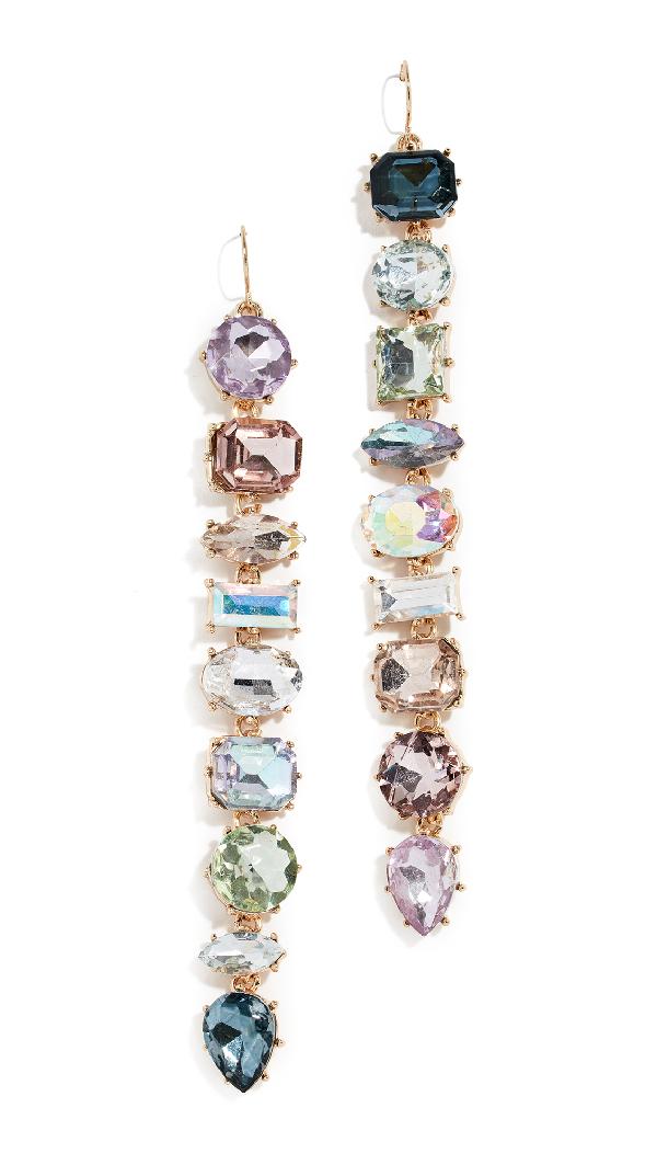 5d7487f14 Baublebar Annya Drop Earrings In Neutral Crystal | ModeSens
