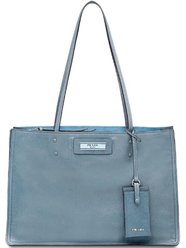 f143678b8d9 Prada Etiquette Bag - Blue