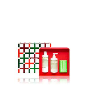 Malin + Goetz Malin+Goetz Body Essentials Gift Set In Lime