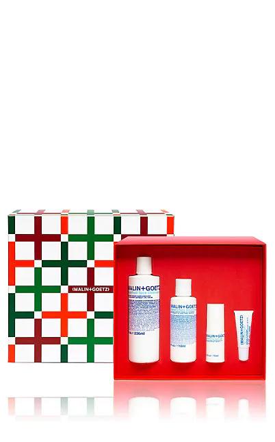 Malin + Goetz Malin+Goetz Skin Care Essentials Gift Set