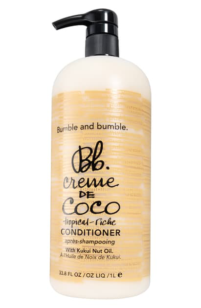 Bumble And Bumble Jumbo Size Creme De Coco Conditioner