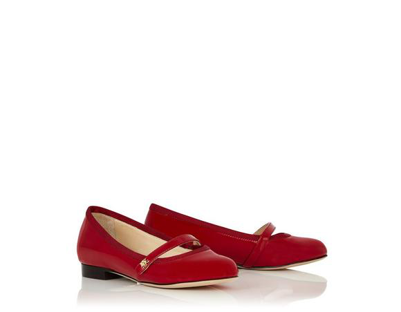 Charlotte Olympia Incy Mary-Jane In Patent_600_Red