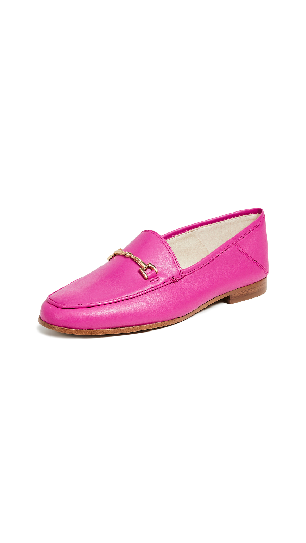 899987602 Sam Edelman Loraine Loafers In Retro Pink | ModeSens