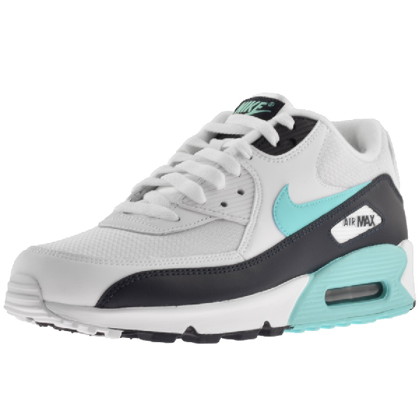 53b5972623a2d AIR MAX 90 ESSENTIAL TRAINERS WHITE