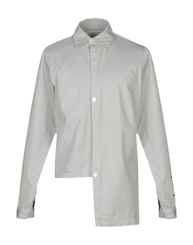 6606b1c8c A-Cold-Wall* Solid Color Shirt In Grey | ModeSens