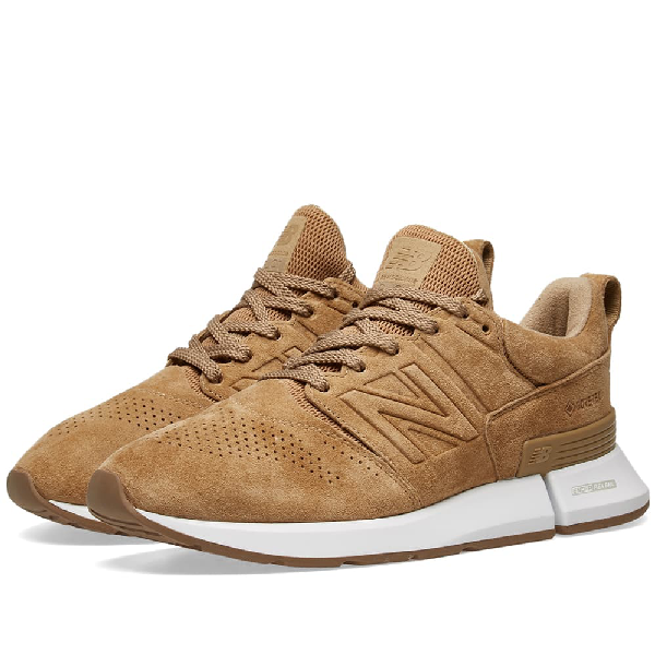 cd493c03768 New Balance X Nanamica R_C1 Gore-Tex in Neutrals