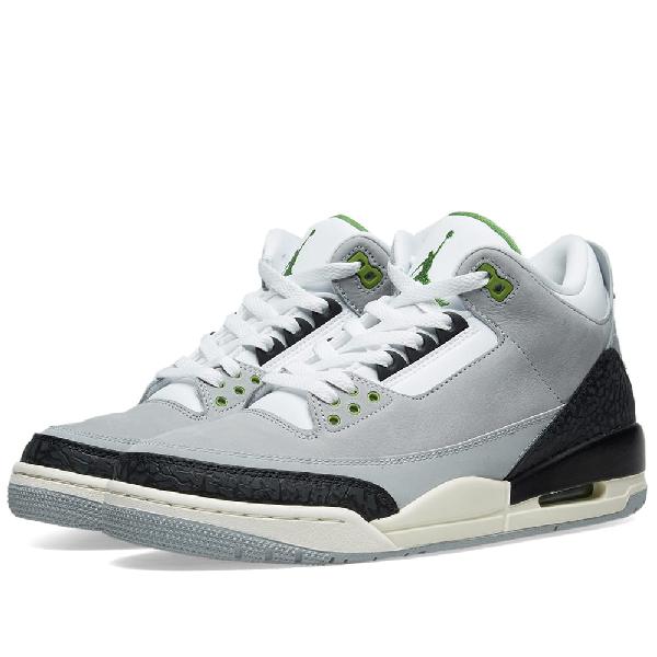 16c724867d6 Nike Air Jordan 3 Retro 'Mj X Tinker' Gs In Grey   ModeSens