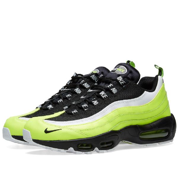 size 40 52c92 ce3cc Nike Air Max 95 Premium in Green