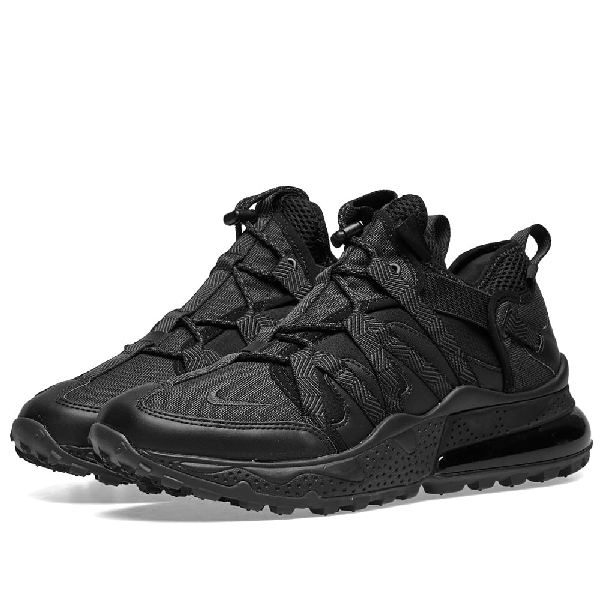 new style 11f93 62de8 Nike Air Max 270 Bowfin in Black