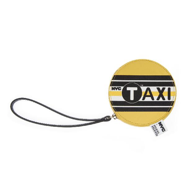 Meli Melo Nyc Coin Purse Taxi