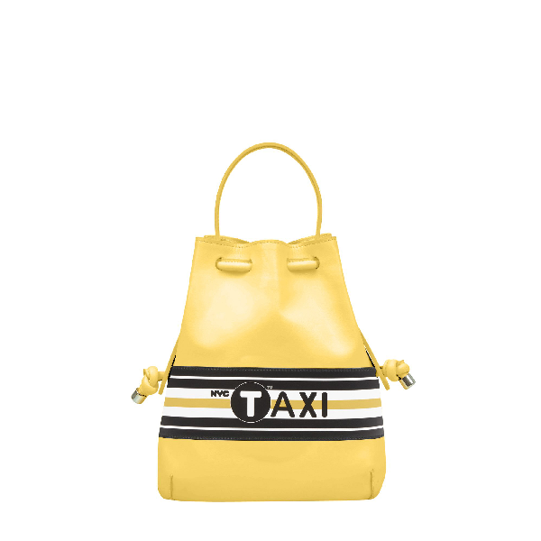 Meli Melo Nyc Briony Mini Backpack Taxi