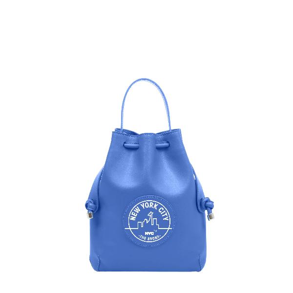 Meli Melo Nyc Briony Mini Backpack Bronx Blue