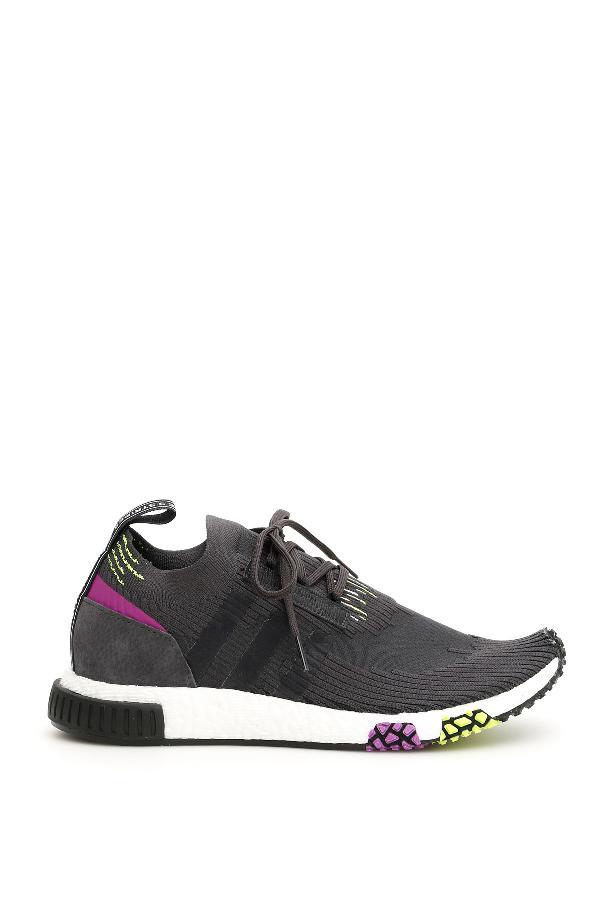 68dbbdb6b5873 Adidas Originals Nmd Racer Sneakers In Basic