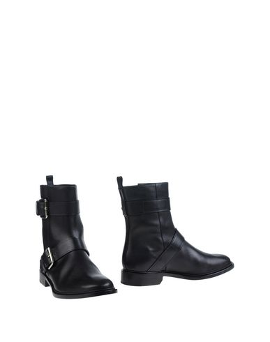 Proenza Schouler Ankle Boots In Black
