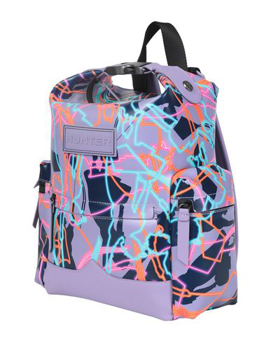 Hunter Backpack & Fanny Pack In Light Purple