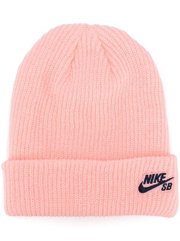 ab3351cb5354c Nike Sb Fisherman Knit Hat - Pink