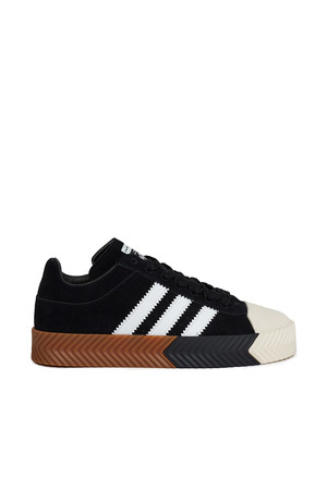 big sale ed0f9 39dad Adidas Originals By Alexander Wang Opening Ceremony Aw Skate Super Sneaker  In Coreblack White