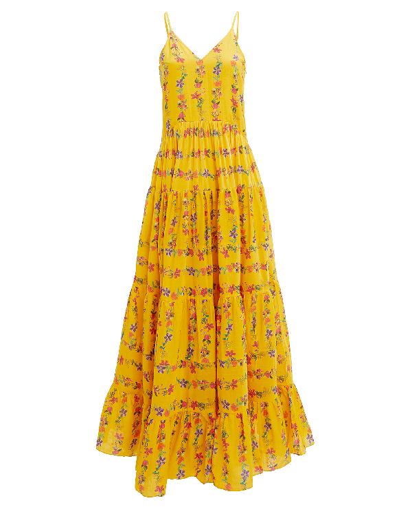 Carolina K Marieta Maxi Dress