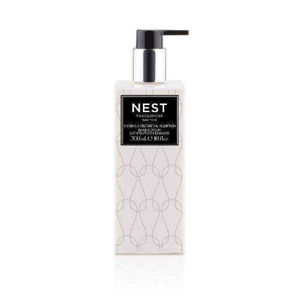 Nest Fragrances Vanilla Orchid & Almond Hand Lotion, 10 Oz./ 300 Ml