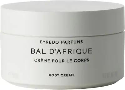 Byredo Bal D'Afrique CrèMe Pour Le Corps Body Cream, 200 Ml In Black