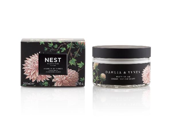 Nest Fragrances Dahlia & Vines Body Cream, 6.7 Oz.