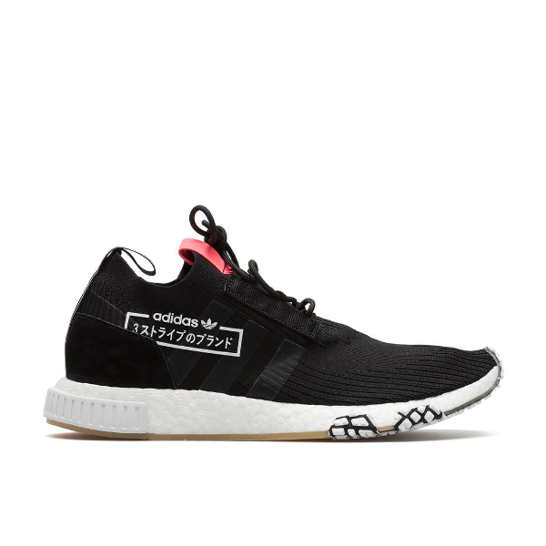 9fe4bfdbb22 Adidas Originals Nmd Racer Pk In Black