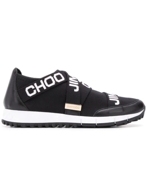 Jimmy Choo Sneakers Toronto In Nappa And Shirt Color Black